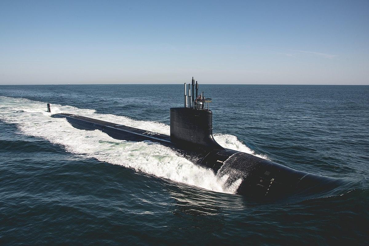 USS Delaware (SSN-791) - Wikipedia