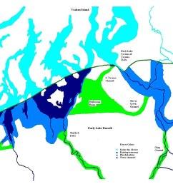 lake channel diagram [ 1200 x 797 Pixel ]