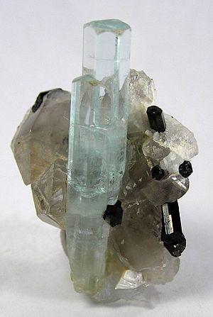 Beryl-Schorl-Quartz-187396