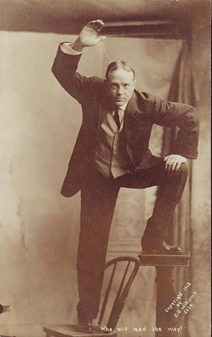 Billy Sunday (1861-1935)