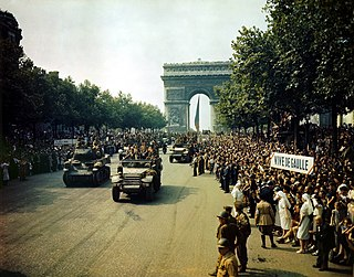Crowds of French patriots line the Champs Elysees.jpg