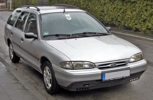 small resolution of ford mondeo first generation wikipedia1990 ford tempo engine diagram 12