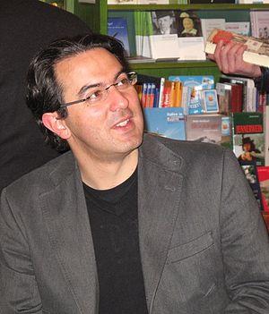 Deutsch: Lesung am 14.04.2011 in München, Buch...