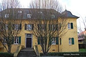 Haus Katz in Jüchen, Rhein-Kreis Neuss