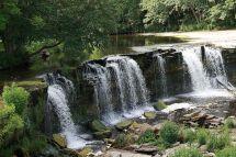 Keila Estonia Waterfall