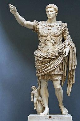 Prima Porta statue of Augustus