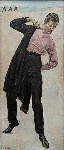 Ferdinand Hodler  Wikipdia