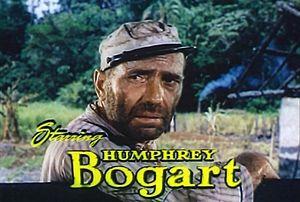 Screenshot of Humphrey Bogart from the trailer...
