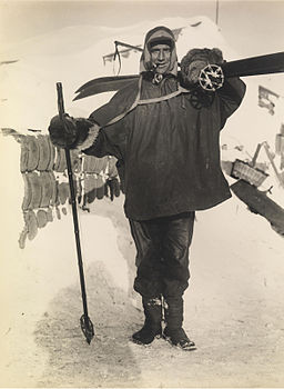 Tom Crean, Scott's Antarctic Expedition, c1911
