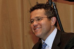 Jeffrey Toobin, author of The Nine: Inside the...