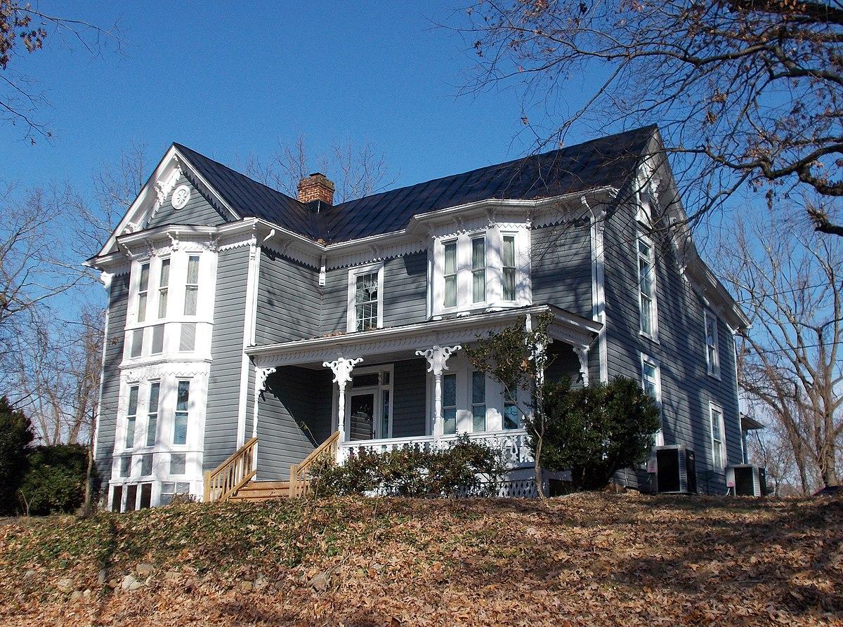 WN Seay House  Wikipedia