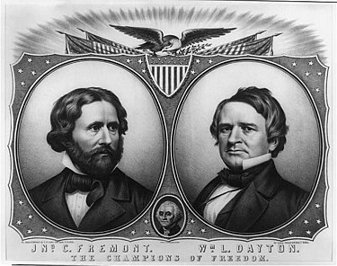 United States Presidential Election 1856 Wikipedia