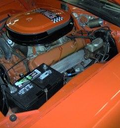 file 1970 dodge challenger rt 440 six pack engine jpg [ 1280 x 960 Pixel ]