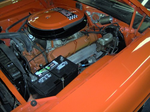 small resolution of file 1970 dodge challenger rt 440 six pack engine jpg