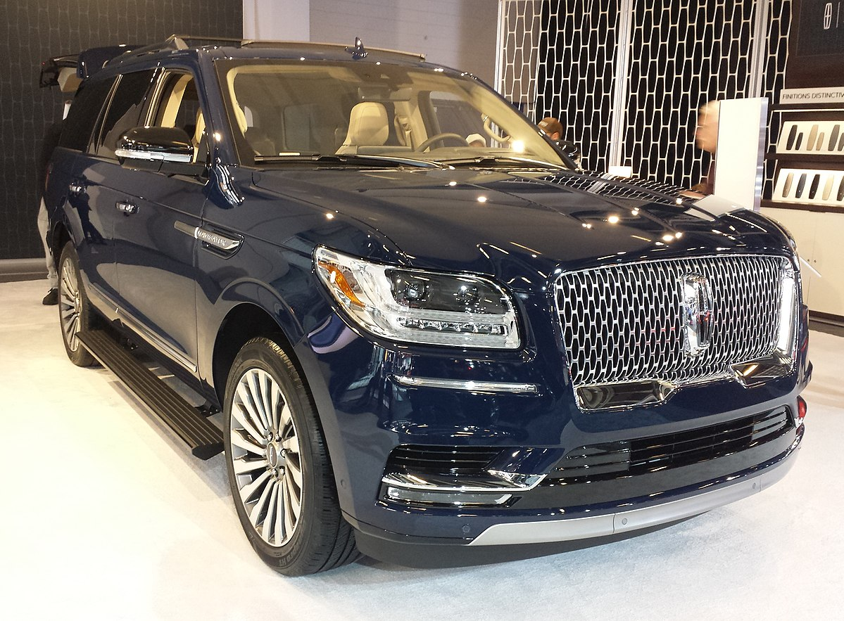 hight resolution of lincoln navigator wikipedia 2000 lincoln town car front wheel bearing diagram