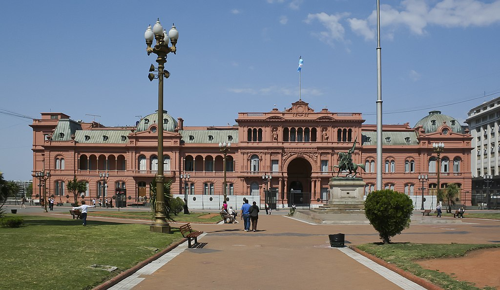 FileCasa Rosada Buenos Aires Argentinajpg  Wikimedia Commons