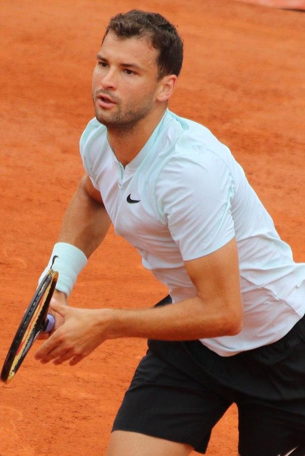 Grigor Dimitrov - Wikipedia