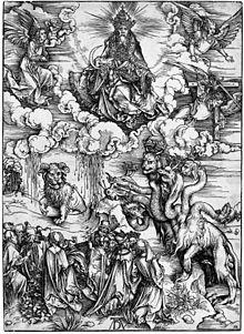 La Bête De L Apocalypse : bête, apocalypse, Bête, L'Apocalypse, Wikipédia