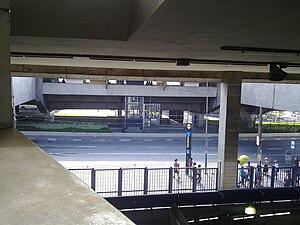 Português: Foto da estação Santana do Metrô de ...