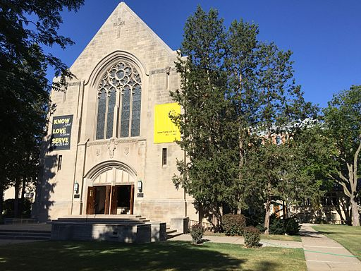 First United Methodist Church of Ann Arbor 120 S State St Ann Arbor Michigan
