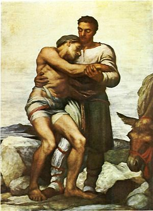 """""""The Good Samaritan"""""""