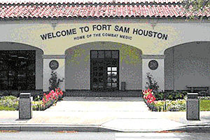 English: Joint Base San Antonio - Fort Sam Houston