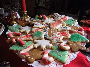 Galletas de mantequilla (Butter sugar Cookies)...