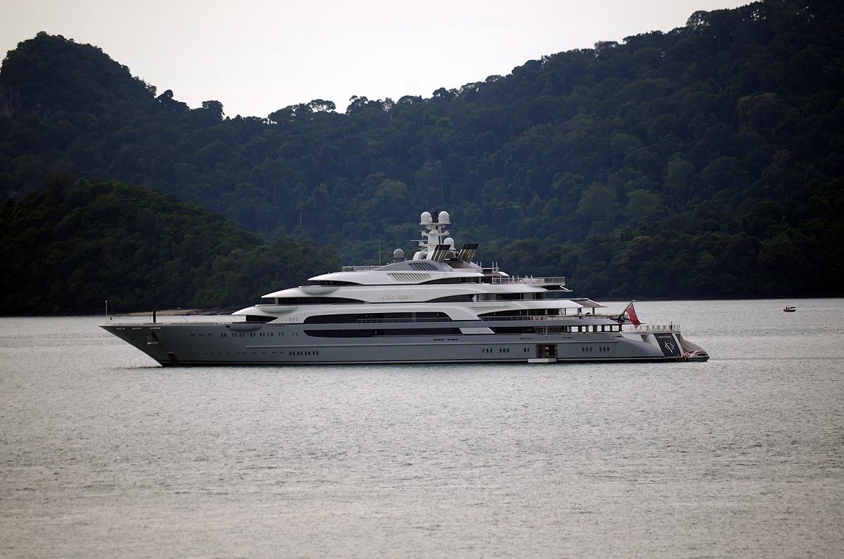Ocean Victory Yacht Wikipedia