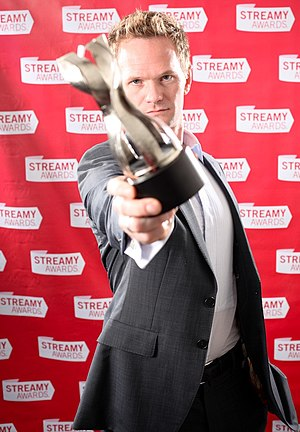 English: Neil Patrick Harris at the 1st Stream...