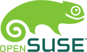 The original openSUSE Logo