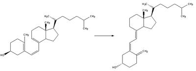 Reaction-PrevitaminD3-VitaminD3.png