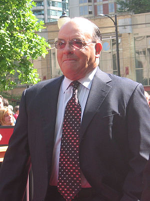 Scotty Bowman at the 2006 NHL Awards. Vancouve...