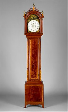 Oval Office grandfather clock  Wikipedia