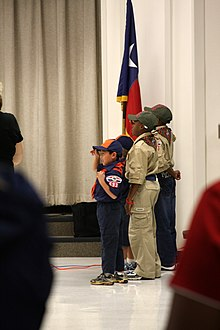 Scout Sign And Salute Wikipedia