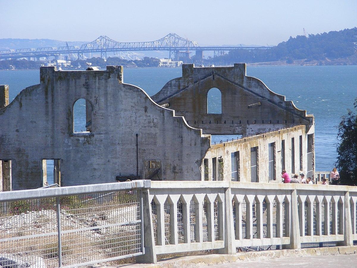 Social Hall Alcatraz  Wikipedia