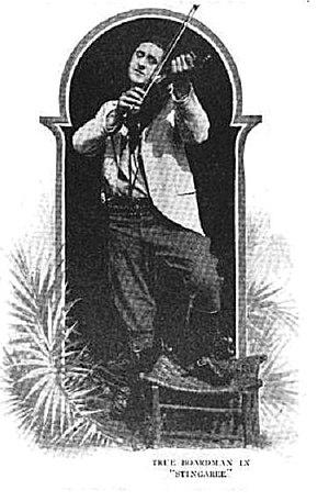 "English: True Boardman as ""Stingaree.&quo..."