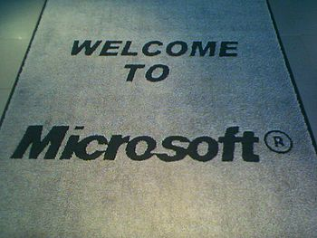 WELCOME TO Microsoft®