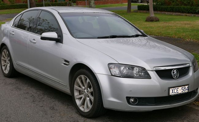 Holden Commodore Ve Wikipedia