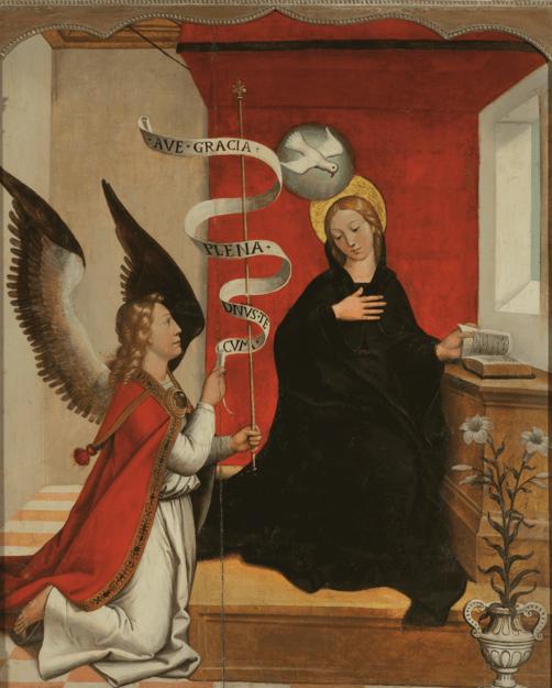 File:Anunciación. Francisco de Comontes, atribución..tif