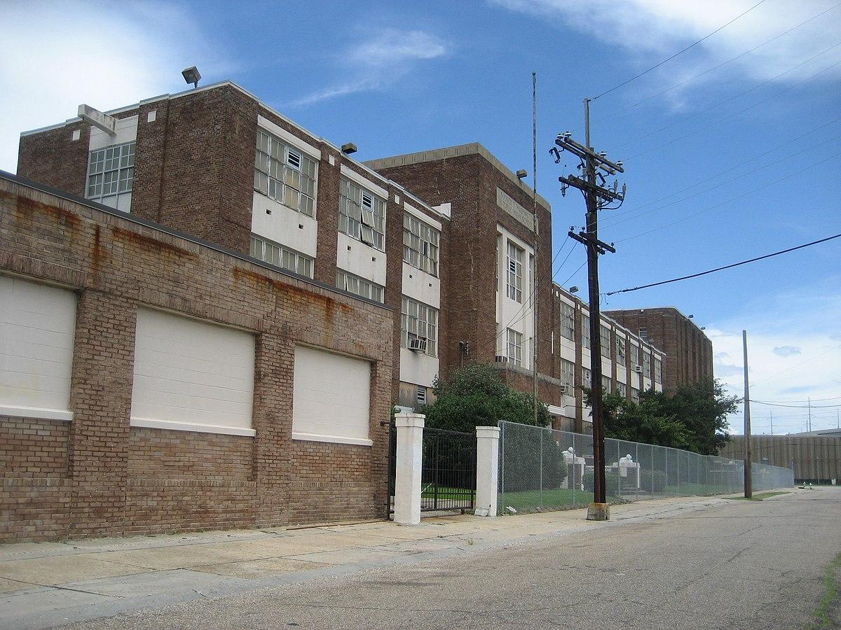 Booker T Washington High School New Orleans  Wikipedia