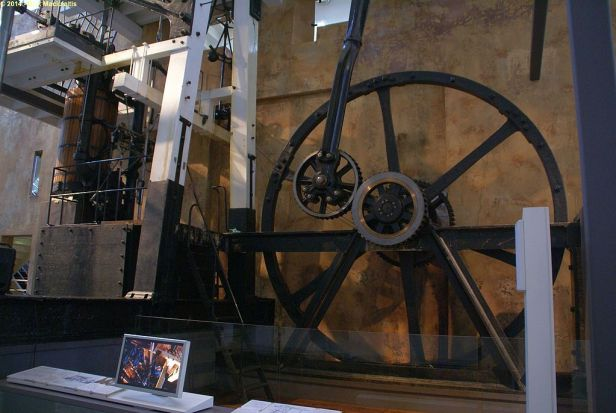 Boulton & Watt steam engine, Sydney Powerhouse Museum