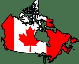 Provincias y territorios canadienses
