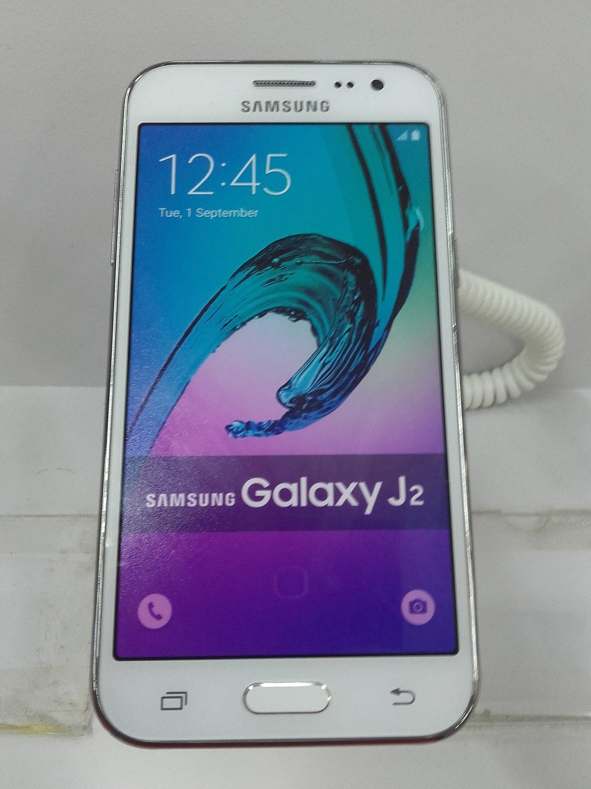 Samsung Galaxy J2 Prime - Wikidata