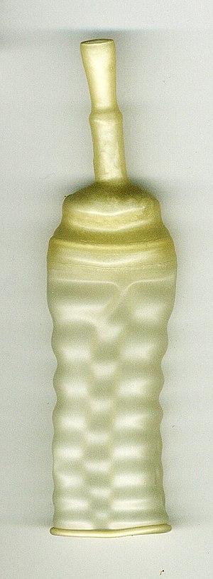 The condom catheter