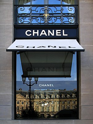 Chanel Headquarters, Place Vendôme, Paris.