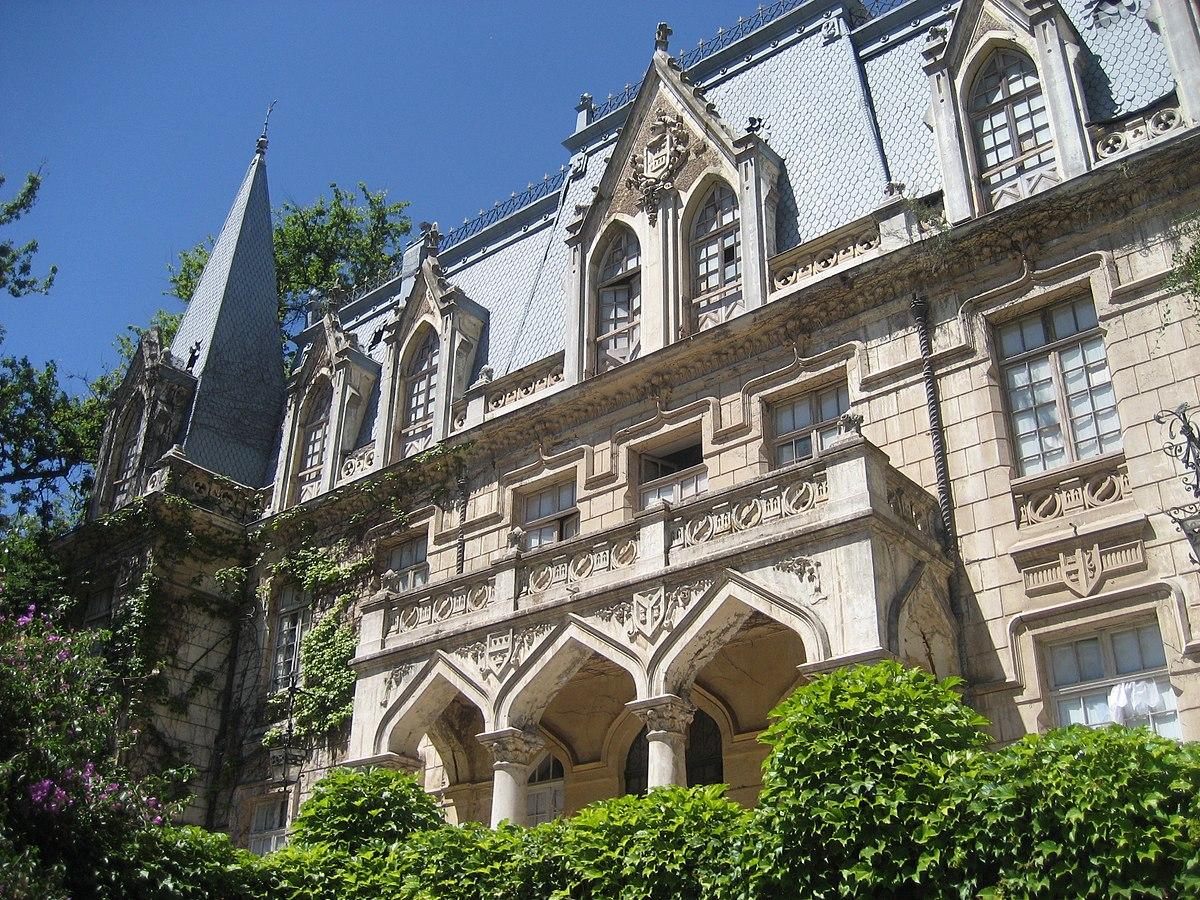 Castillo de las Majadas de Pirque  Wikipedia la