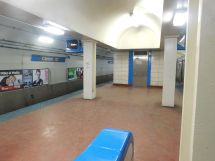 Chicago Blue Line CTA Stations