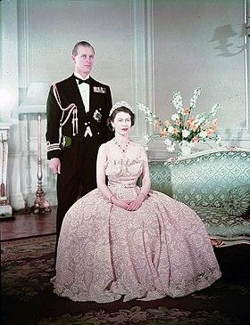 Un Mariage De Princesse 3 : mariage, princesse, Mariage, Princesse, Élisabeth, Philip, Mountbatten, Wikipédia