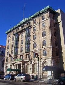 Elton Hotel Waterbury CT