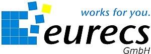 Logo Eurecs GmbH, Germany. Deutsch: Logo der E...